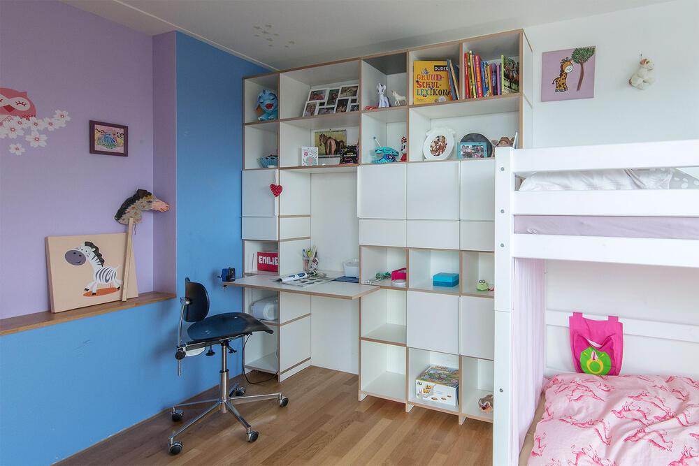 Seleform Ag Mocoba Regalsystem Im Kinderzimmer
